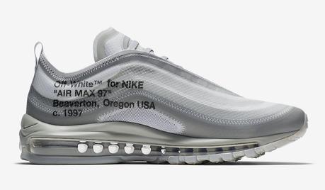 100% authentique 5beee 52ff1 Les dernières Off-White x Nike Air Max 97 arrivent cette ...