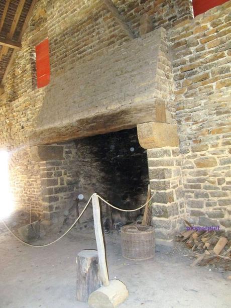 La France - Guedelon - Le chateau - 2
