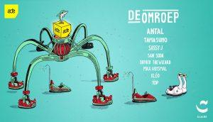 AMSTERDAM DANCE EVENT 2018 I LIMO SELECTA