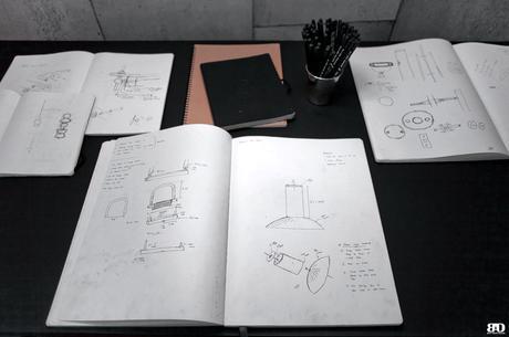 Allied Maker galerie Triode scénographie Dorothée Meilichzon, Paris Design Week 2018
