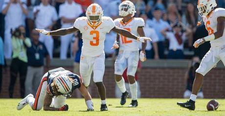 College Football, Week 7 – Semaine chaotique dans le top 25