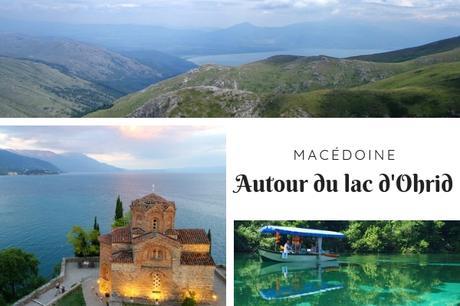 macédoine ohrid road trip
