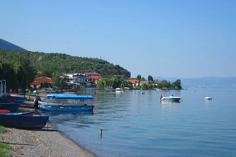Road-trip en Macédoine #4 : le lac d'Ohrid