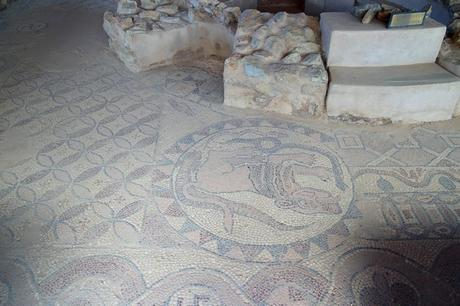 macédoine ohrid église saint pantaleimon mosaïques