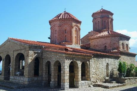 macédoine ohrid monastère saint naum