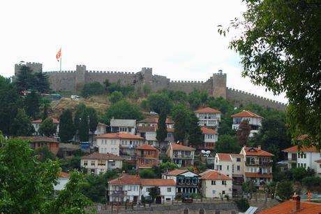macédoine ohrid forteresse samuel