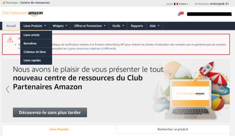 [Tuto] Comment gagner de l'argent avec Amazon