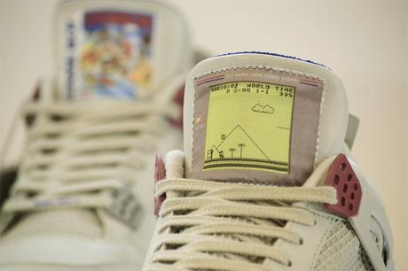 Des Air Jordan « GameBoy »