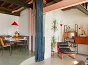 ancien transformé habitation chaleureuse originale