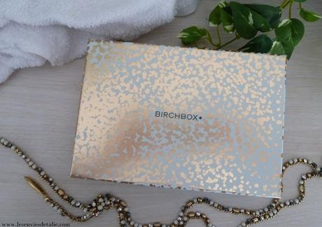 Filles en or - Birchbox du mois d'octobre 2018