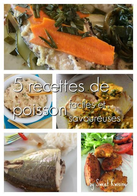 Les 5 recettes de poisson faciles et savoureuses que même les enfants adoreront
