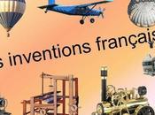 Divers inventions Françaises