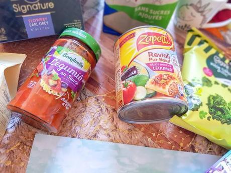 La Degustabox septembre 2018 : Saine et Gourmande