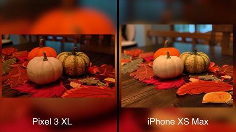 APN Google Pixel 3 XL vs. iPhone XS Max