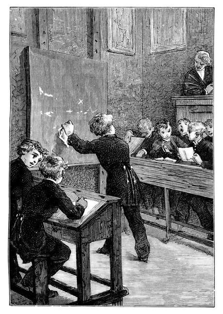 Les études de Charles-Louis de Chateauneuf au Collège Royal de Limoges.