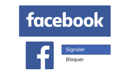 supprimer un faux compte facebook