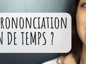 Vidéo combien temps consacrer prononciation