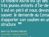 Intervention région Ile-de-France Théâtre Astral