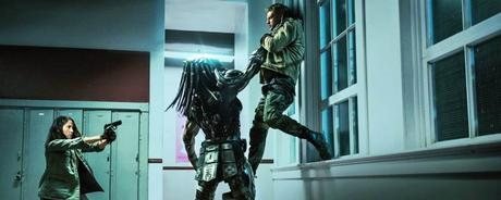 THE PREDATOR : Back in Black ★★★☆☆