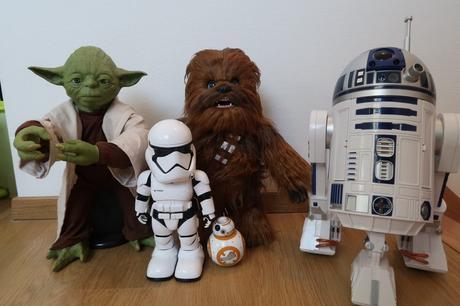 Test de Star Wars Chewie – Chewbacca Interactif
