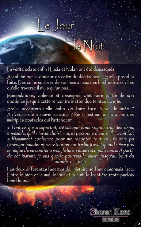 Le jour et la nuit tome 3 laetitia langlet
