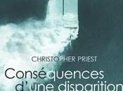 PRIEST Christopher Conséquences d'une disparition