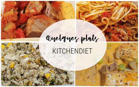 J'ai testé une semaine de repas minceur à domicile avec Kitchendiet