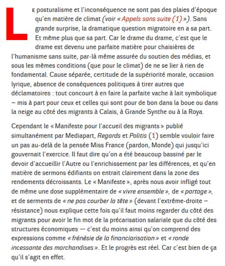 #Lordon dévisse… (et je revisse) #humanisme #immigration #LFI
