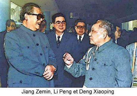 Et Li Peng, le boucher de Tiananmen, que devient-il ?