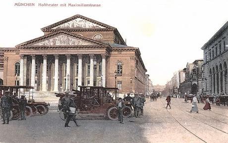 Les mésaventures d'un Français à Munich... en 1869