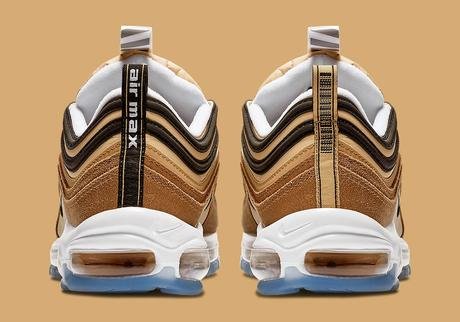 Nike personnifie ses shipping boxes avec une Nike Air Max 97 Bar Code