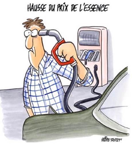Flambée des prix des carburants en 2019 !