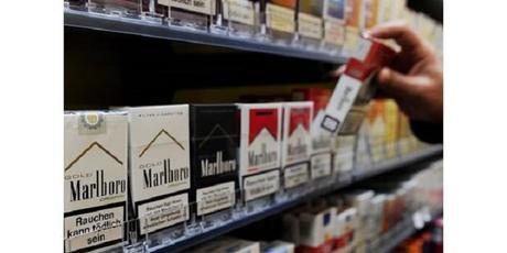 Augmentation du prix des cigarettes en 2019 !