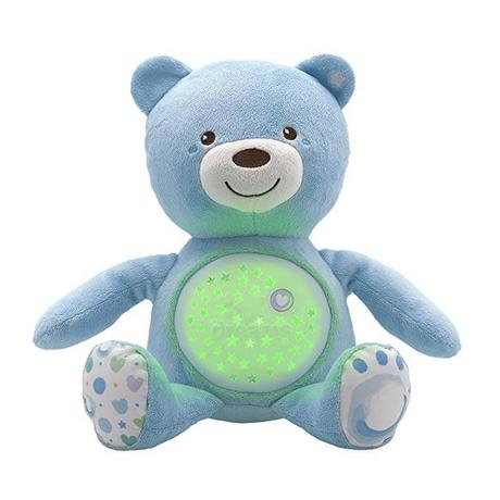 ours en peluche bébé