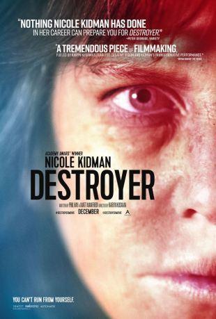 [Trailer] Destroyer : Nicole Kidman fonce dans le tas !