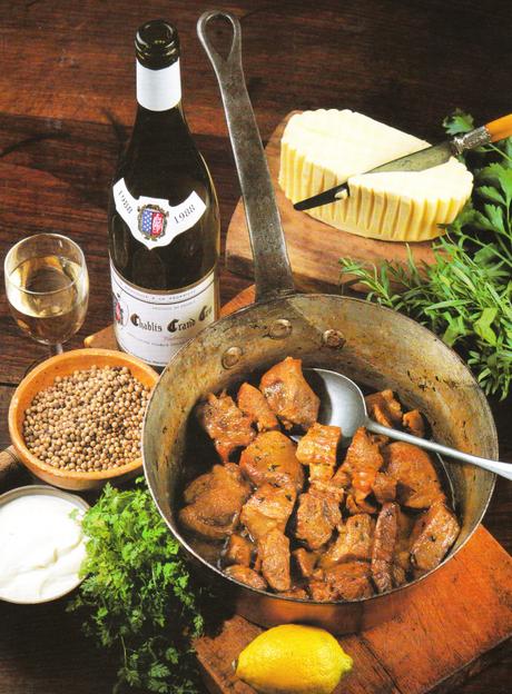La terrine de veau au vin de Chablis