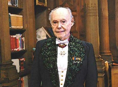 René de Obaldia, l'humble Immortel centenaire