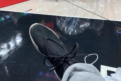 Nike Air Fear Of God 1 Black Sail Jerry Lorenzo