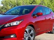 Essai routier: Nissan LEAF 2018 Calculons besoins!