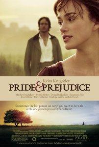 La rétro: Pride and Prejudice (Ciné)