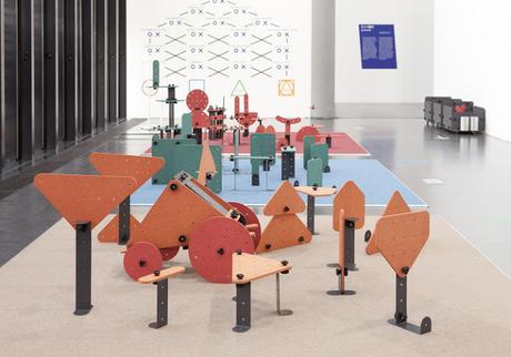 TONITURE_CITY par le Studio G280 : laissons les enfants créer leur mobilier - Design