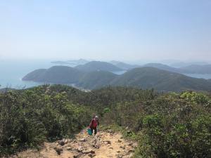 Randonnée #2 – Maclehose Trail, stage 2