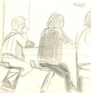 Le journal du professeur Blequin (142) Escapade éclair à Paris (suite et fin)