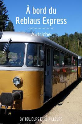 Un circuit en train plein de nostalgie, à travers la campagne autrichienne, entre le Weinviertel et le Waldviertel, au cœur de la Basse-Autriche. #Austria #travel #LowerAustria