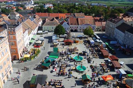 basse autriche retz weinviertel weinlesefest fête vendages hauptplatz