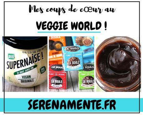 Mes 9 coups de cœur au Veggie World : le salon vegan à découvrir !