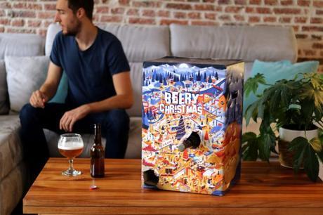 Beery Christmas 2018, la calendrier de l'avent de Saveur Bière