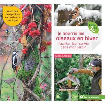 Comment nourrir et protéger les oiseaux l'hiver ?
