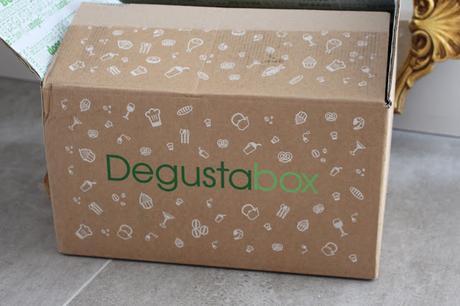 DÉGUSTA BOX DE SEPTEMBRE + CODE PROMO