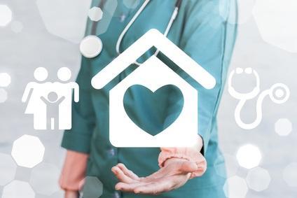 Aux Etats-Unis, ce sont les patient-centered medical home (PCMH) ou Maisons de santé centrées sur le patient, l'équivalent de nos maisons de santé pluridisciplinaires (MSP)